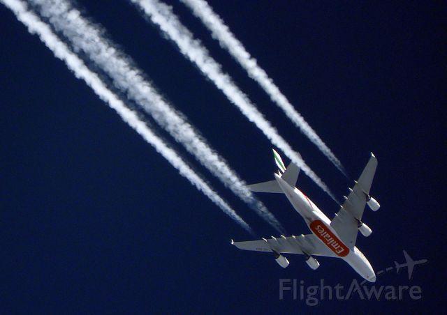 Airbus A380-800 (A6-EEH) - EK204(JFK-DXB)br /Airbus A380-861br /Alt: 35000ft