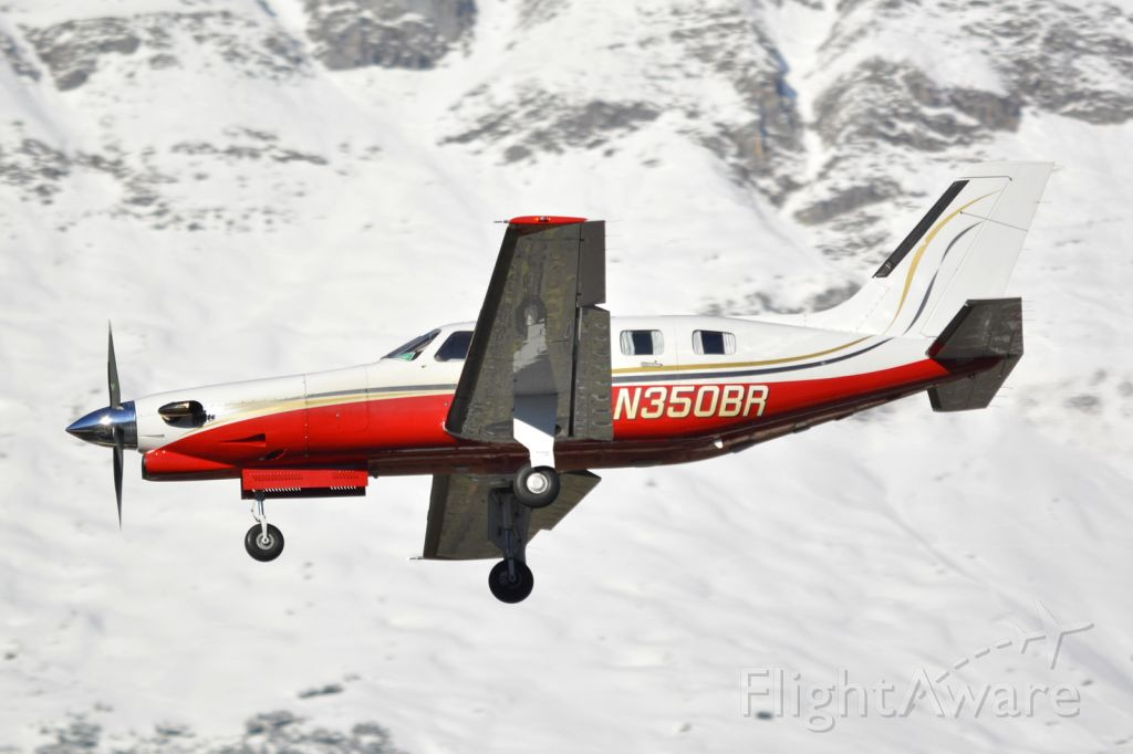 Piper Malibu Meridian (N350BR)