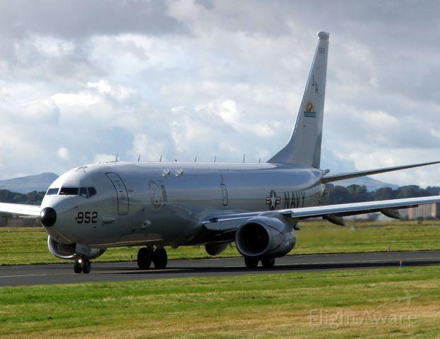 Boeing P-8 Poseidon (16-7952)