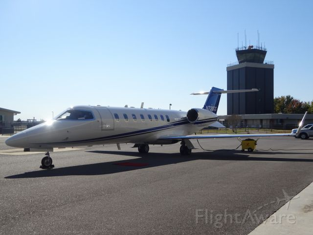 Learjet 45 (N720GG)