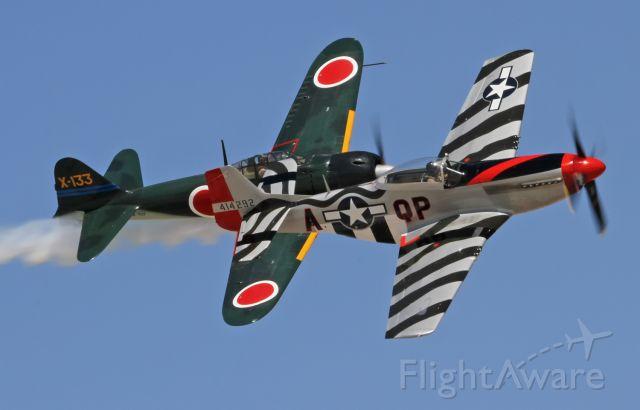North American P-51 Mustang (N44727) - Man O War