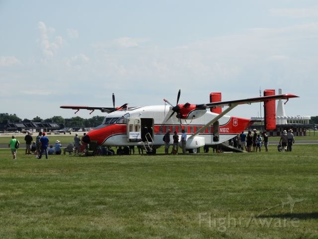 N161Z — - Short C-23C Sherpa (United States Forest Service - USFS)