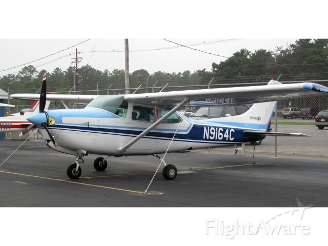 Cessna Skylane (N9164C) - Great aircraft for travelling!