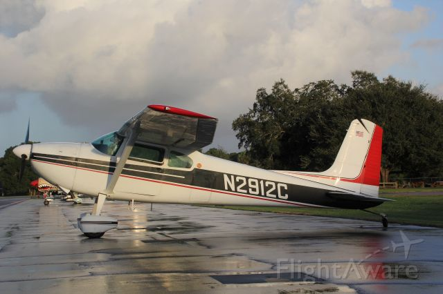 Cessna Skywagon 180 (N2912C) - Always a great place to hang out - Flights every Saturday am with many of the Gaggle Groups flying out together!