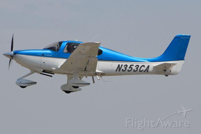 Cirrus SR-20 (N353CA)