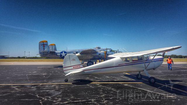 Cessna 140 (N89973)