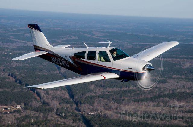 Beechcraft Bonanza (33) (N95WD) - Near Lake Wateree, Camden, SC