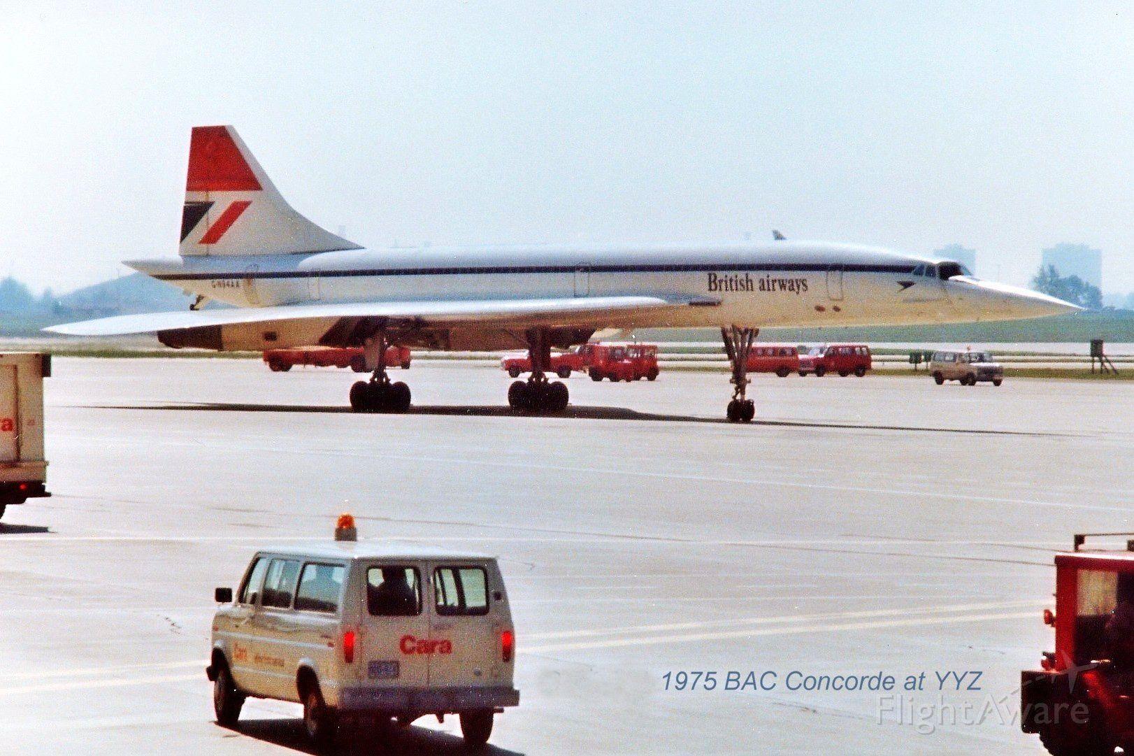 GN944AA — - G-N944AA,Toronto,early 1980s