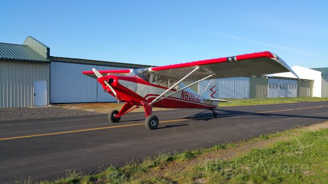 Piper PA-20 Pacer (N6053D)