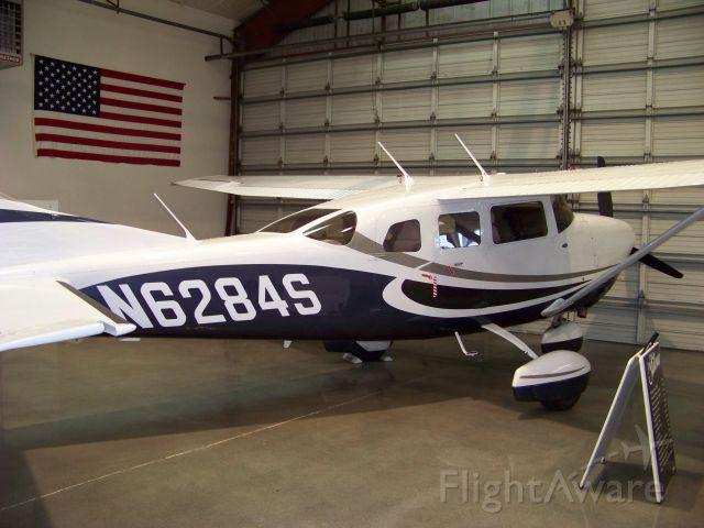 Cessna 206 Stationair (N6284S)