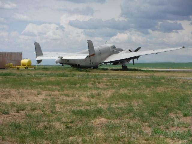 — — - Lockheed PV-1 Ventura at the Jerome County Municipal Airport in Idaho