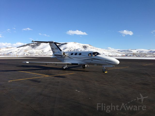 Cessna Citation Mustang (N603WS) - Beautiful day to fly to Gunnison.