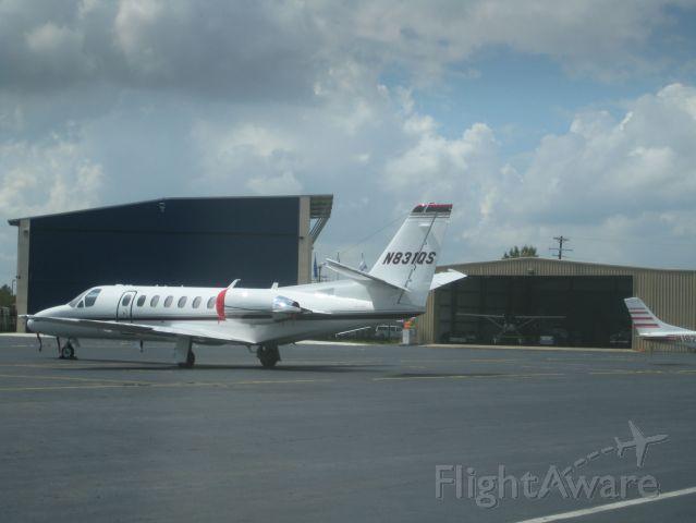 Cessna Citation V (N831QS)