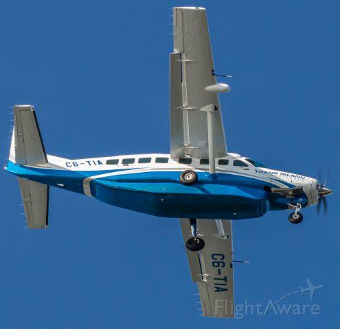 Cessna Caravan (C6-TIA)