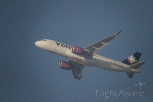 Airbus A320 (XA-VRI) - DEPARTURE FROM 27 MMTJ