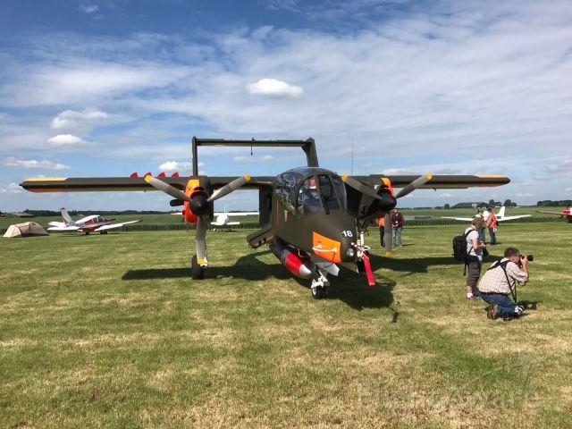 — — - Oostwold Airshow 5 Juni 2017.br /OV 10 Bronco
