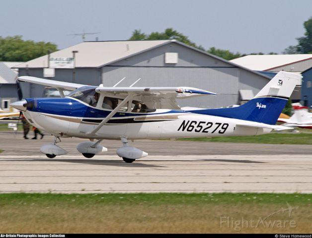 Cessna Skylane (N65279) - 182 turbo G1000 2004