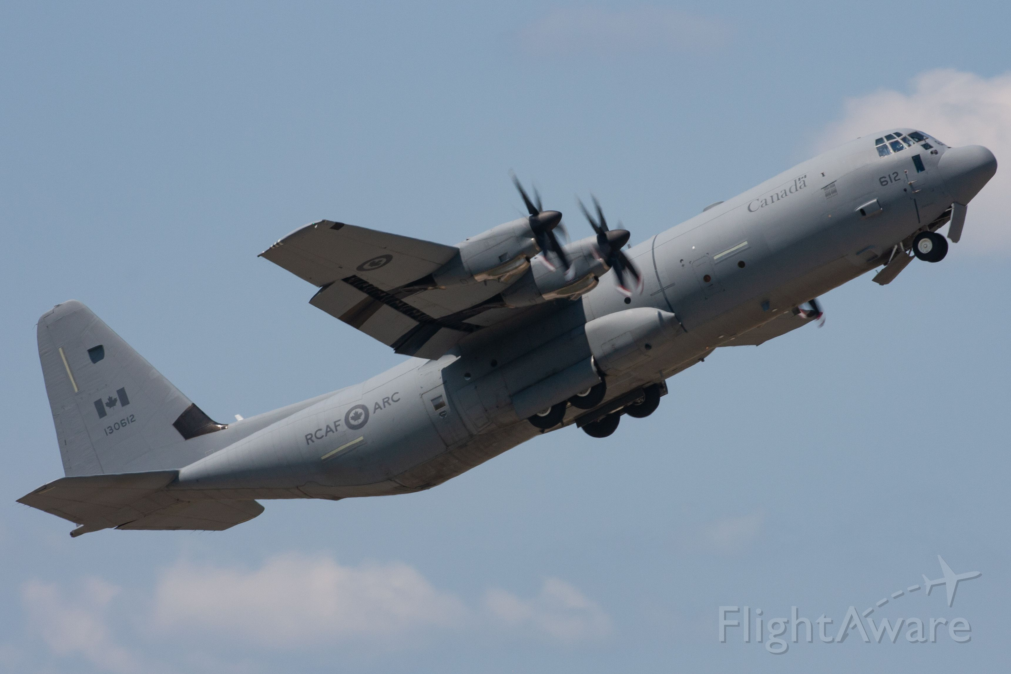 Lockheed C-130 Hercules (13-0612) - RCAF CC-130 from 436 Transport Squadron at Thunder Over Michigan 2019