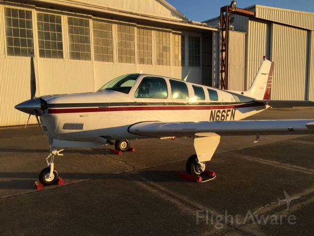 Beechcraft Bonanza (36) (N66FN)