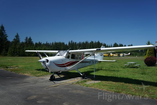 Cessna Skyhawk (N756SP)