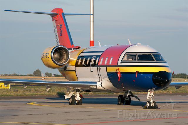 Canadair Challenger (OE-IPZ)