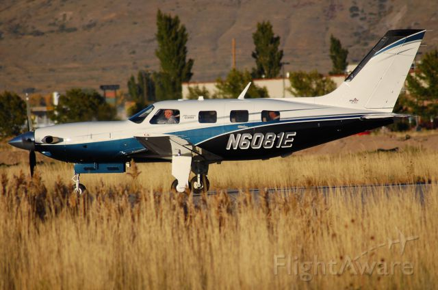 Piper Malibu Meridian (N6081E)
