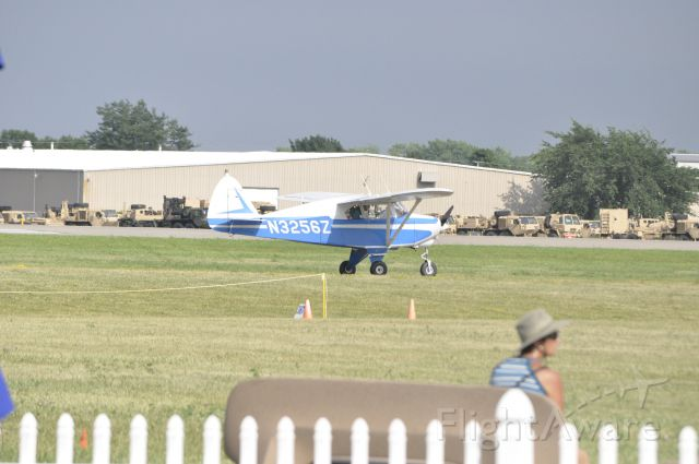 Piper PA-22 Tri-Pacer (N3256Z)