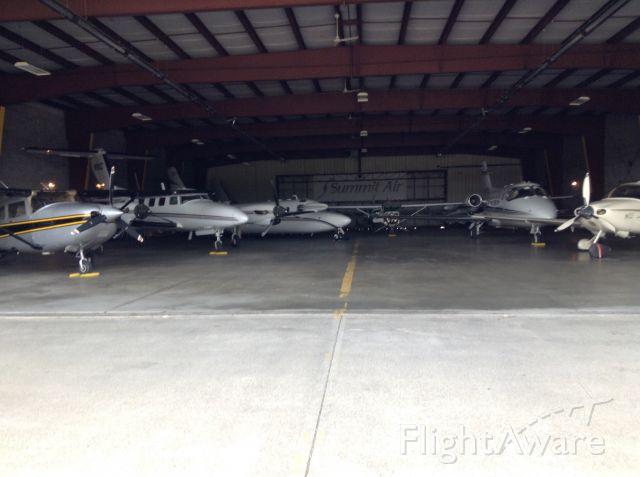 — — - Hangar Akron Fulton
