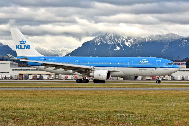 Airbus A330-200 (PH-AOE)