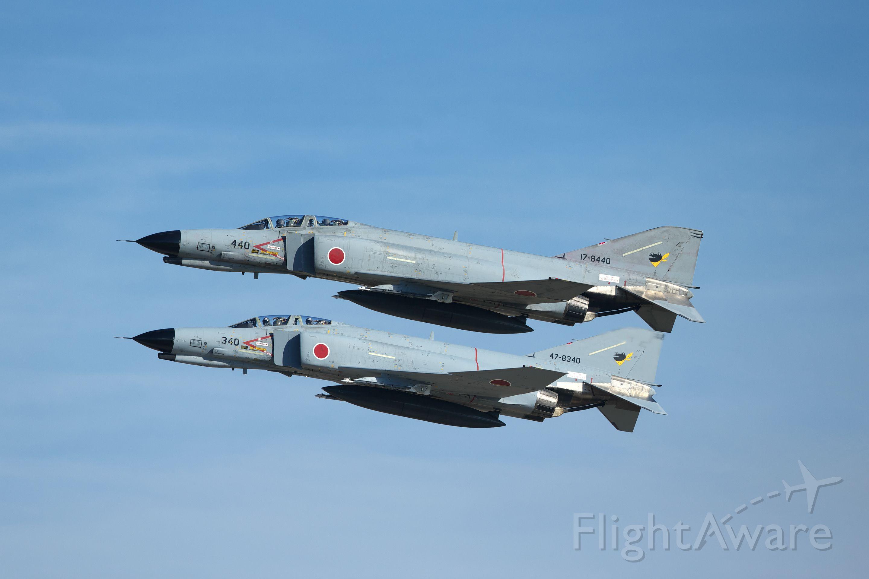 McDonnell Douglas F-4 Phantom 2 — - JASDF Nyutabaru Airbase AirFesta2014