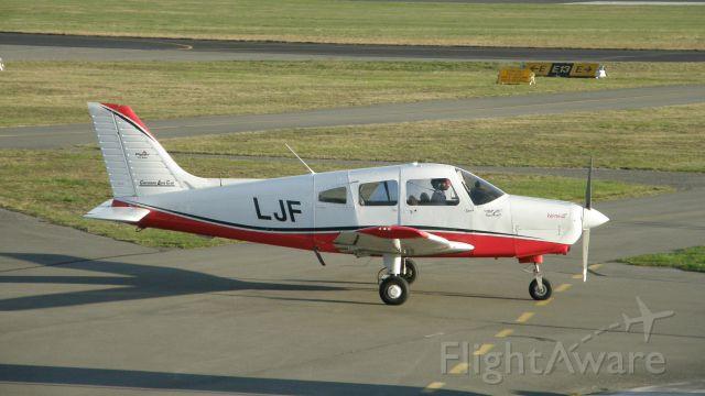 Piper Cherokee (ZK-LJF)