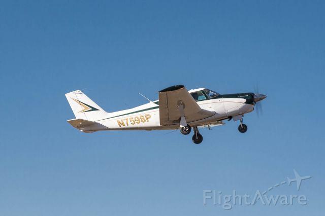 Piper PA-24 Comanche (N7598P)