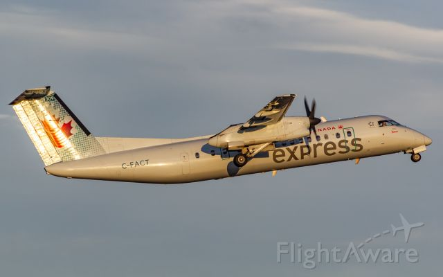de Havilland Dash 8-300 (C-FACT)
