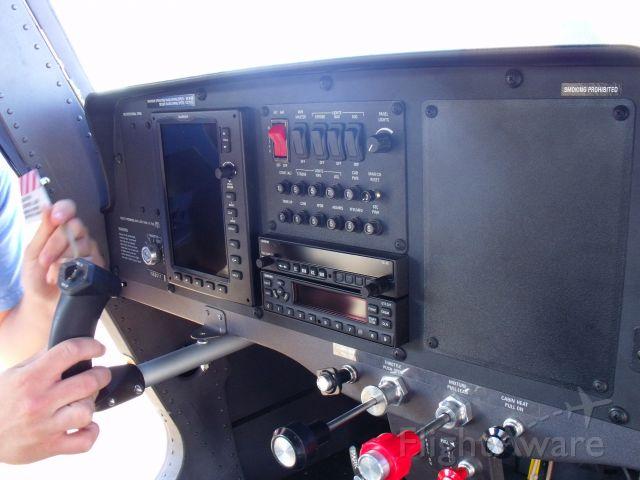 Cessna Skycatcher (N52011)