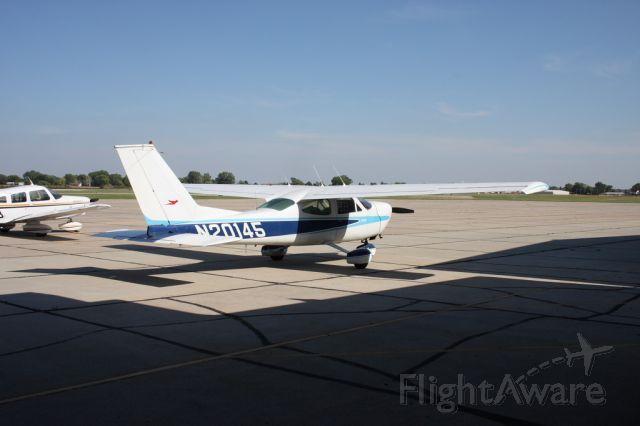 Cessna Cardinal (N20145)