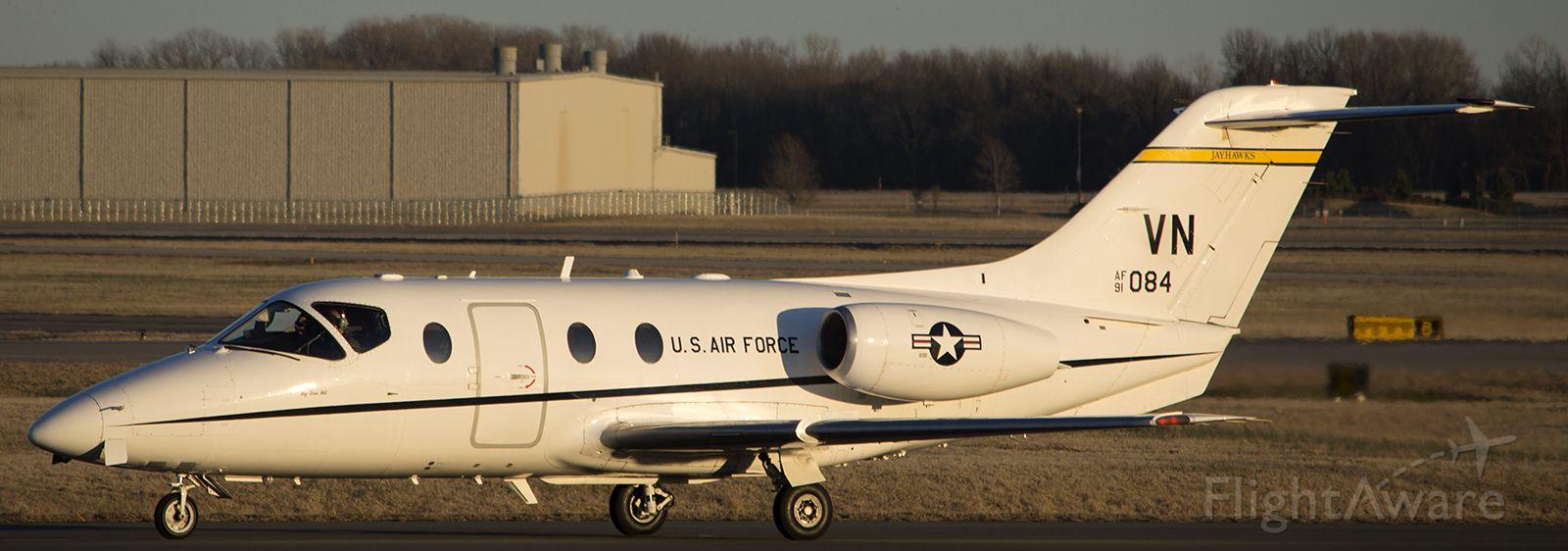 Beechcraft Beechjet (91-0084) - -February 2014