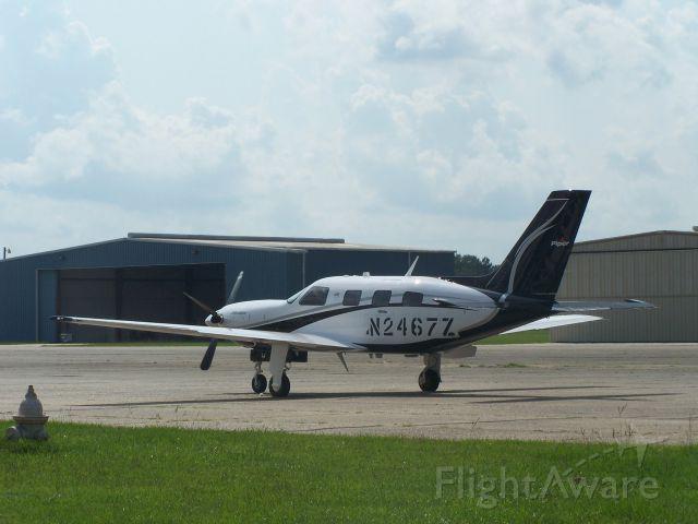 Piper Malibu Meridian (N2467Z)