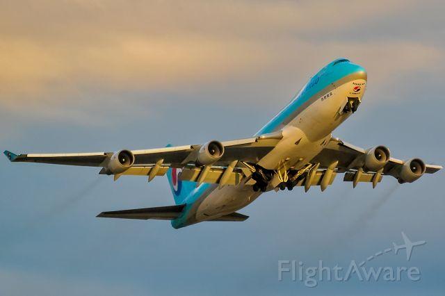 Boeing 747-400 (HL7448)
