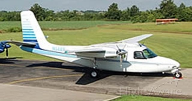 Rockwell Turbo Commander 690 (N14AV) - A really nice 500 A Colemill Conversion. No longer with us. I will miss this aircraft.