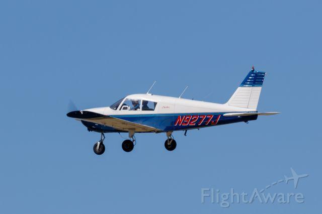 Piper Cherokee (N9277J) - N9277J downwind at KFNL.
