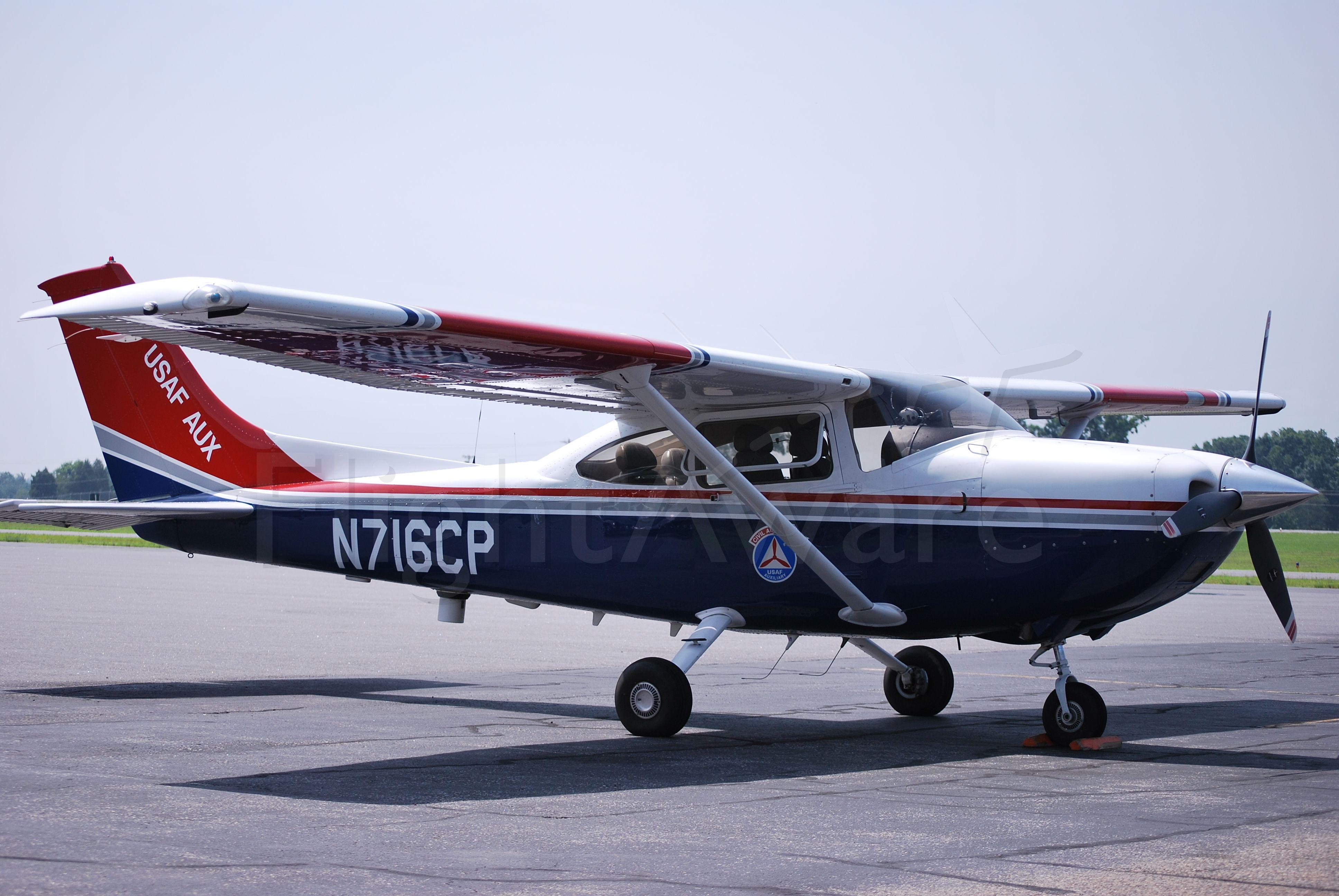 Cessna Skylane (N716CP) - 6/18/09