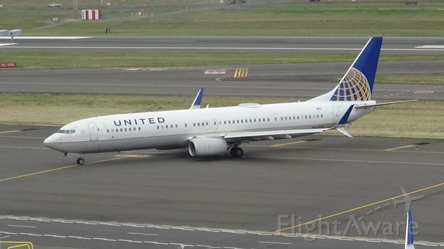 Boeing 737-900 (N62892) - A United 737-900ER headed to Chicago OHare. Date - Sep 29, 2018