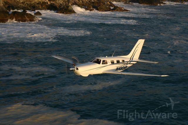 Piper Malibu Mirage (N480HP)