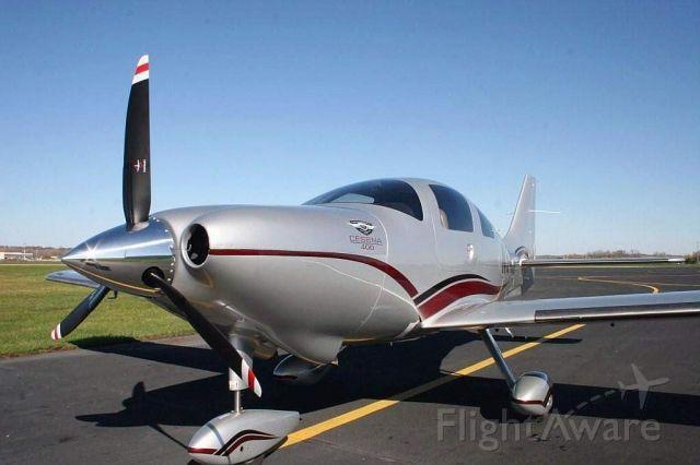 Cessna 400 (N516LJ)