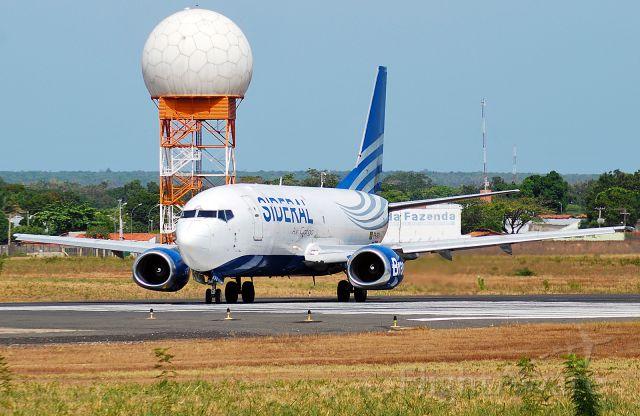 BOEING 737-300 (PR-SDL)