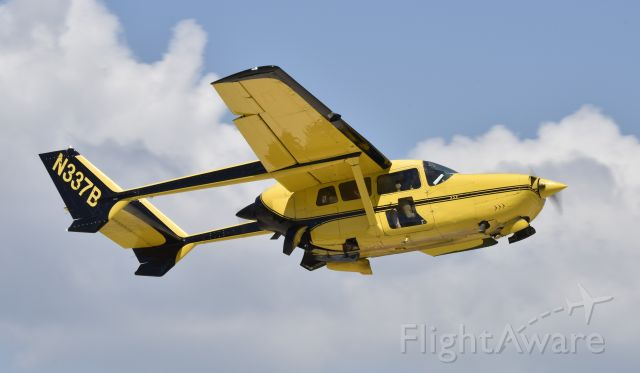 Cessna Super Skymaster (N337B) - Airventure 2017