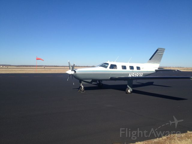 Piper Malibu Mirage (N9193R)