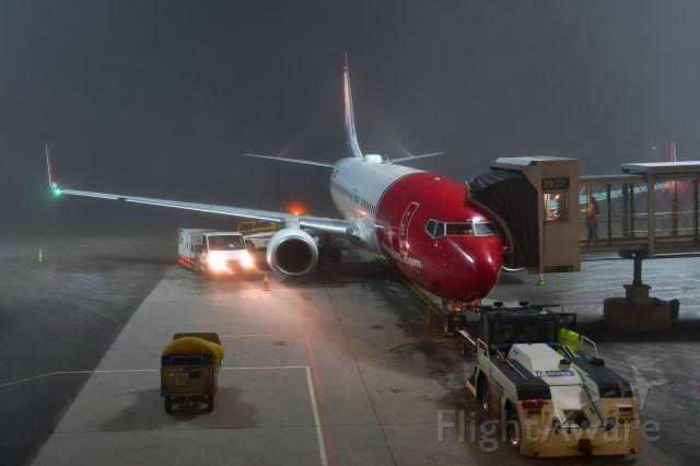 Boeing 737-800 (LN-NGL) - Norwegian Boeing 737-8JP(WL) LN-NGL in Oslo Gardermoen