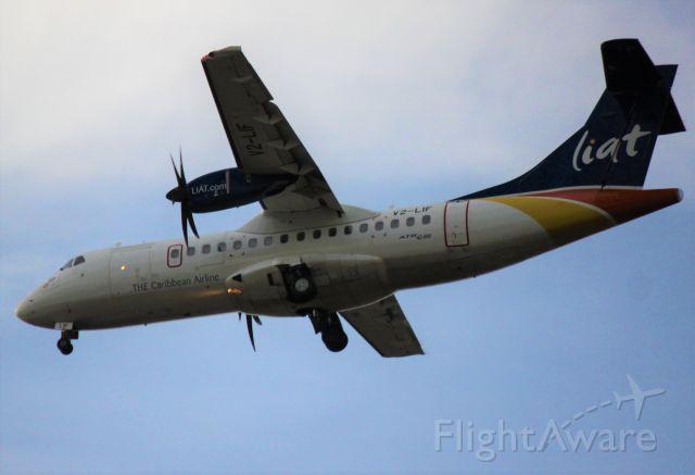 Aerospatiale ATR-42-600 (V2-LIF)