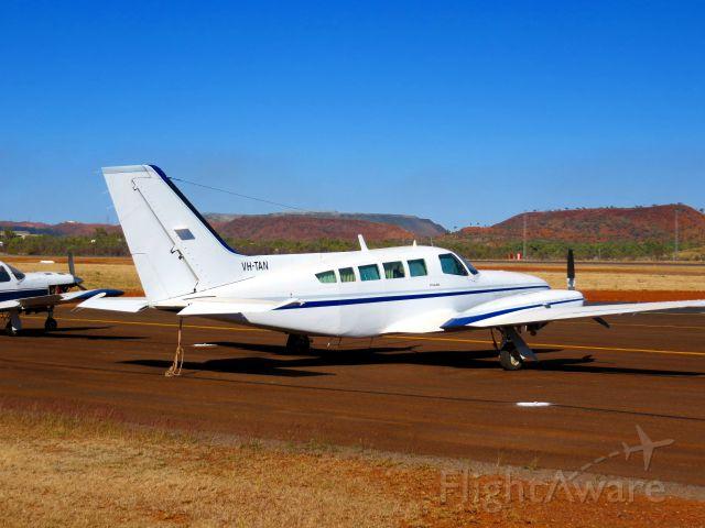 Cessna 402 (VH-TAN)